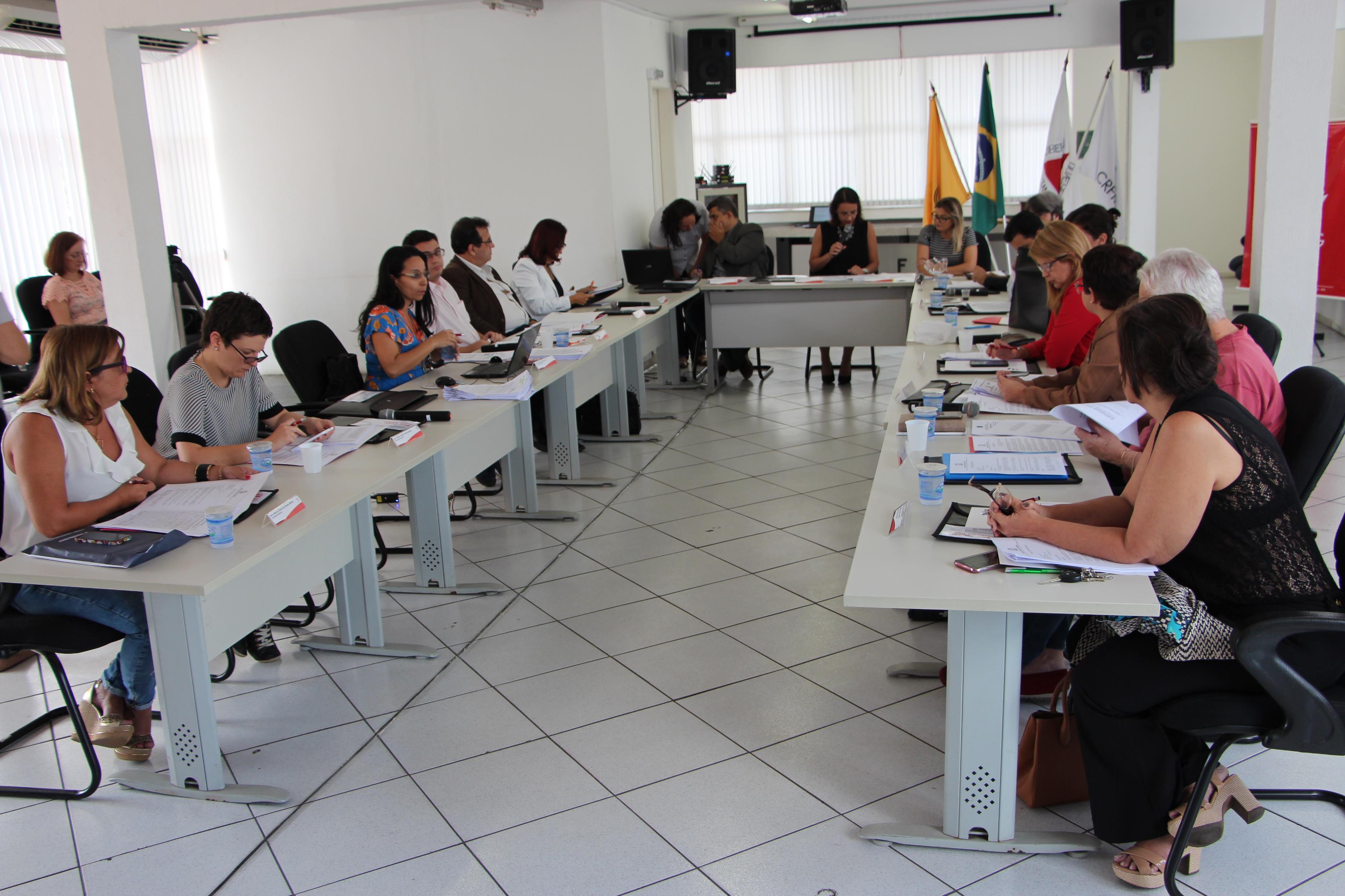 Informações sobre a 1ª Reunião Plenária Ordinária de 2018